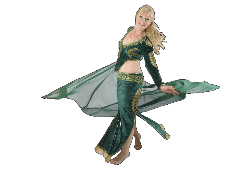Konny Scotthorne Belly Dance Teacher Sheffield